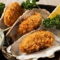 料理メニュー写真数量限定!【三陸産地直送】大粒 牡蠣フライ