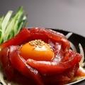 料理メニュー写真マグロユッケ丼