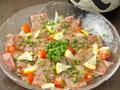 料理メニュー写真葉山牛のカルパッチョ