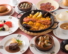 スペインレストラン 銀座エスペロの写真