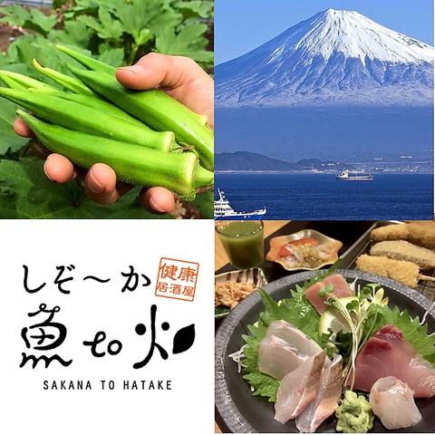 健康串揚げ しぞ~か 魚to畑 呉服町通り店