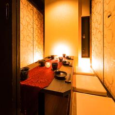 完全個室×焼鳥 TORI-KO トリコの雰囲気1