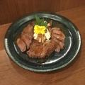 料理メニュー写真スペイン産赤豚ハラミのソテー