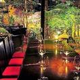 テーブル席は60名~最大80名様までご宴会可能です。会社宴会や二次会パーティー等のご予約も承っております。雰囲気も抜群な当店でぜひご宴会を。