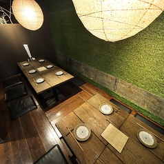 山芋の多い料理店 西葛西の雰囲気1