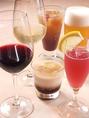 飲み放題は全60種以上のラインナップでご用意しております♪