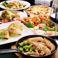 ★大満足★本格的な美味しいお料理!