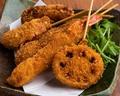 料理メニュー写真豚カツ/鶏カツ