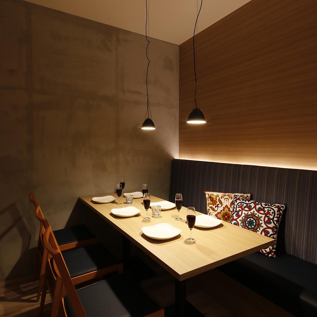《個室バル》チーズ×お肉料理のイタリアン CHEESE RESORT 高松瓦町店|店舗イメージ3