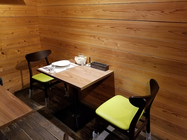カフェ ジータ 奈良の雰囲気1