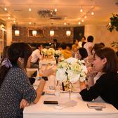 なんば・心斎橋で貸切PARTYするなら是非【feliz】へ!立食パーティなら150名様まで可能です!ビュッフェスタイルの本格的パーティも可能です!【 心斎橋 難波 イタリアン 女子会 チーズ 誕生日  ラクレット チーズタッカルビ