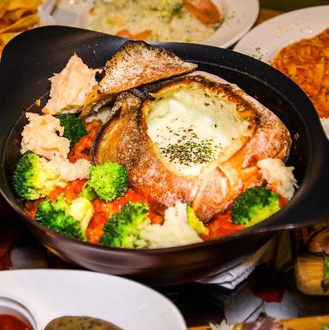【一番人気♪】話題の韓国グルメ!パネチーズチキンコース 2.5H飲み放題+料理6品⇒4000円