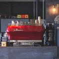 1Fのカフェスペースではイートインもできます!