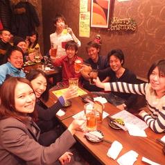 串焼楽酒 MOJA 長町店の雰囲気1