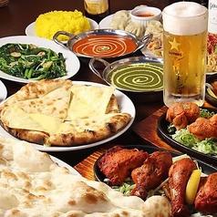 インド タイ料理 エビン 南太田店の写真