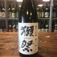 【山口県・獺祭(だっさい)】すっきりした口当たりで甘みもあり、日本酒ビギナーにもおすすめなお酒