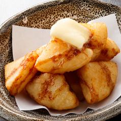 料理メニュー写真おもちポテト