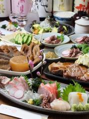 季節料理と静岡おでん しんばのおすすめ料理1