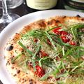 料理メニュー写真The Whitebait simply scalded, Bianca Pizza