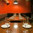 テーブルは最大20名様まで着席可能です。