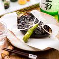 料理メニュー写真米なす鳥味噌