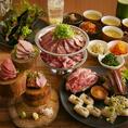 ■肉寿司の焼肉■ただの焼肉とも違う、ただの肉寿司とも違う、新しい進化をした「焼肉寿司」をぜひ一度だけでもご堪能ください!