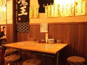 大阪串揚げ 加とちゃん家の雰囲気1