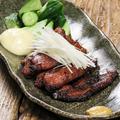 料理メニュー写真豚の味噌漬け