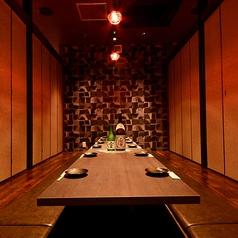 完全個室居酒屋 炭まろ 豊田市駅店の雰囲気1