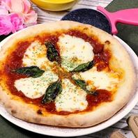 イタリアン食べ飲み放題♪自慢の手造り本格ピザを是非♪