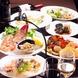 ■¥5000料理8品 3Hマルゲリータ&ローストビーフ