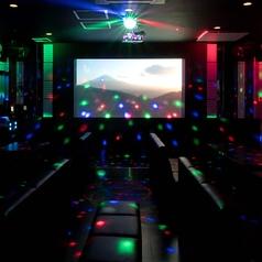 LEDマジックボールルーム
