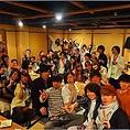 当店おすすめの座敷席は120名様まで!北海道の旨いものを名古屋で楽しめます。北海道の食材が詰まった宴会コースは4000円から。