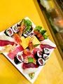料理メニュー写真特上寿司