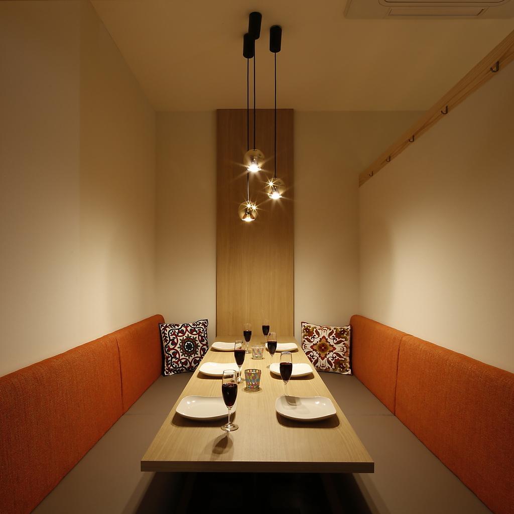 《個室バル》チーズ×お肉料理のイタリアン CHEESE RESORT 高松瓦町店|店舗イメージ8