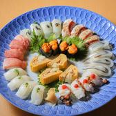 寿司 活魚 こころのおすすめ料理3