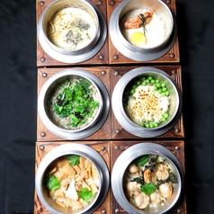 銀杏釜めしのおすすめ料理1
