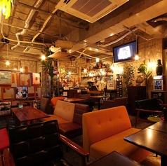リゾットカフェ 東京基地 渋谷の写真