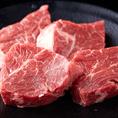 長年培ってきた独自の仕入れルートから、お肉のスペシャリストが厳選したものを毎日ご提供しております。