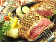 料理メニュー写真サーロインステーキ400g