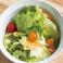 有機野菜のカップサラダ