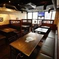 【フロア貸切】20~26名様まで対応可能です!会社のご宴会をはじめ韓流ファンの集いなど、各種飲み会に最適です。