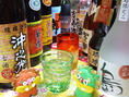 【沖縄限定酒】毎月毎に、島別、酒蔵別で仕入れる泡盛の数々。沖縄限定販売の激レア泡盛も不定期で入荷しております。