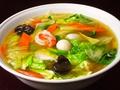 料理メニュー写真広東麺