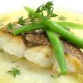 料理メニュー写真真鯛の鉄板焼き アンチョビのソース