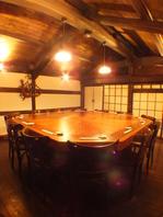並木坂の隠れ家古民家で愉しむリーズナブルな和食