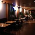 テーブルを移動・連結させられるので、大人数のご宴会・パーティも可能です。※20名様以上のご予約で貸切も可能です!