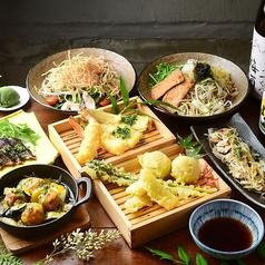 天ぷら酒場 KITSUNE 刈谷店のおすすめ料理1
