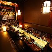 横浜駅近くの個室居酒屋で和風創作料理を。