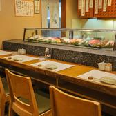 寿司 活魚 こころの雰囲気2